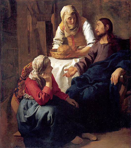 Christ-at-the-house-of-martha-and-mary-vermeer