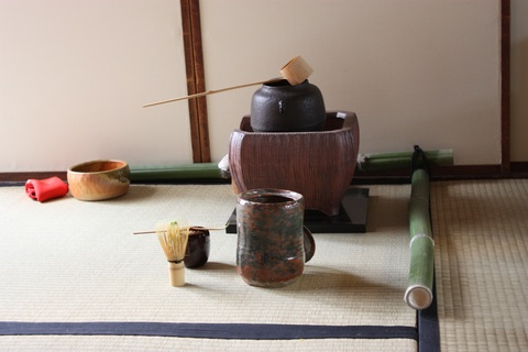 Tea-ceremony-utensils