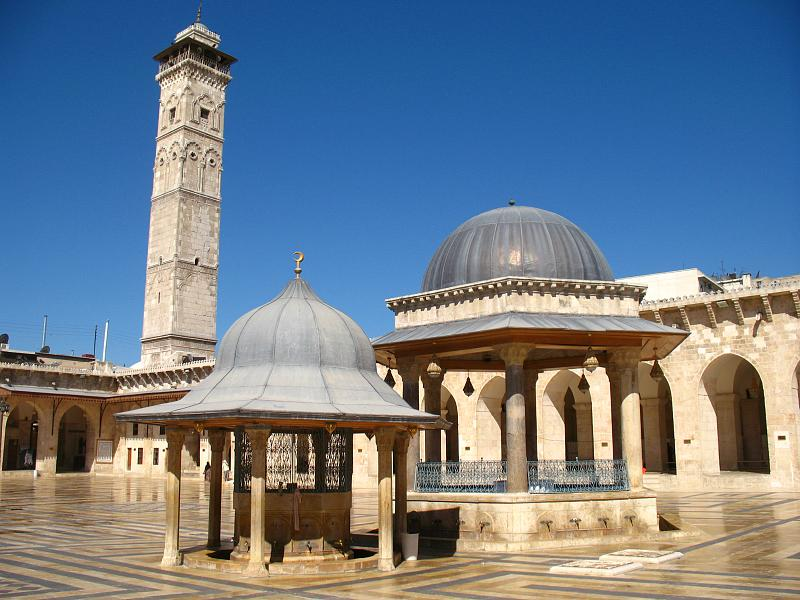 Great_mosque_court_Aleppo