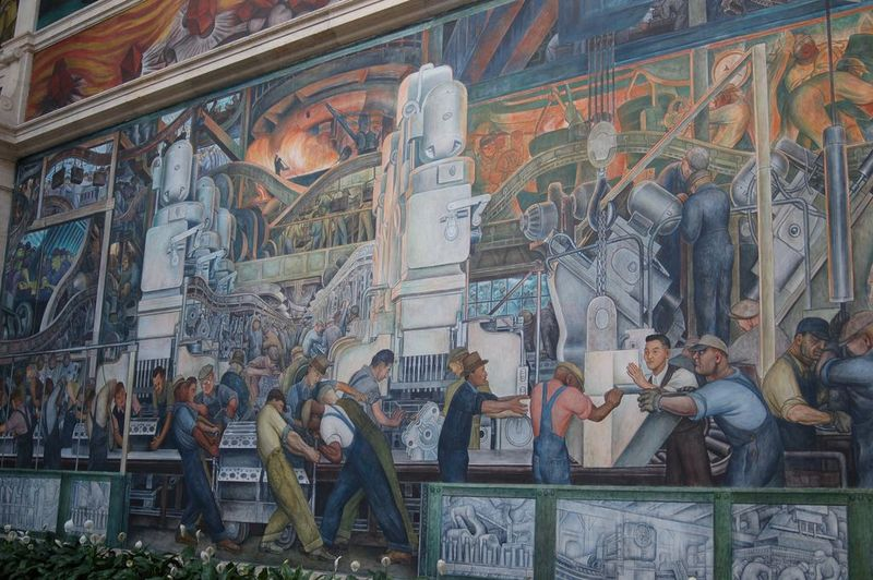 Detroit Industry fresco cycle