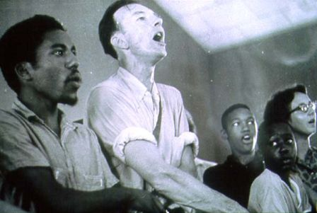Roger-Johnson-and-Pete-Seeger-We-Shall-Overcome