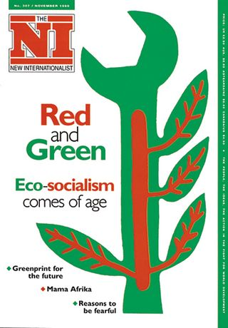 Red Green socialism