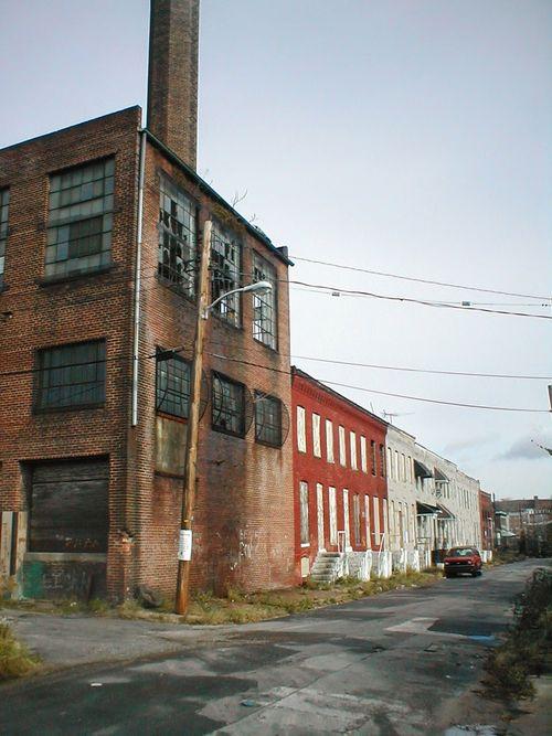 East Baltimore