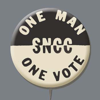 SNCC one Vote