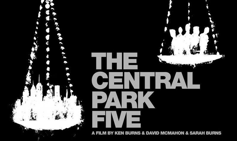 Central-Park-Five Burns film poster