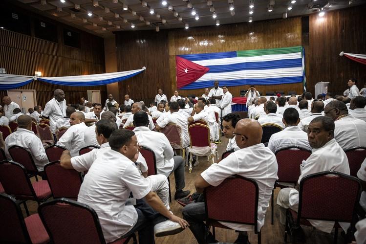 Cuban doctors sierra leone