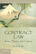 Bix contract law book