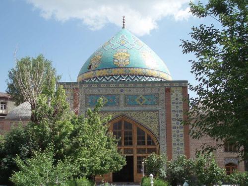 Gok_Jami_mosque_Yerevan