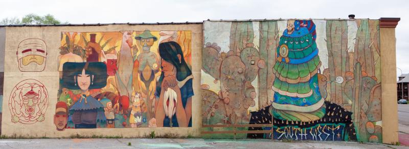Detroit mural 2