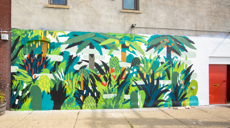 Detroit mural 3