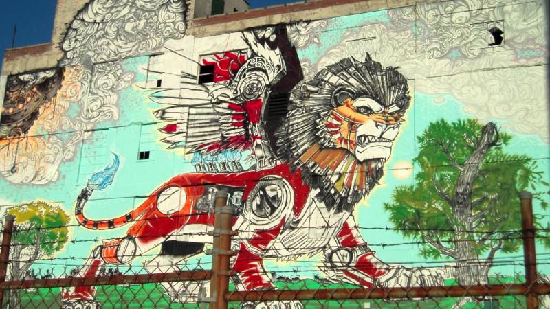 Detroit mural 4