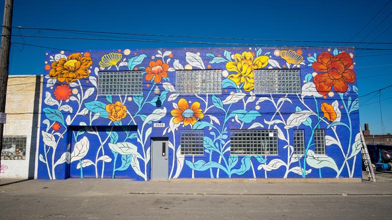 Detroit mural 8