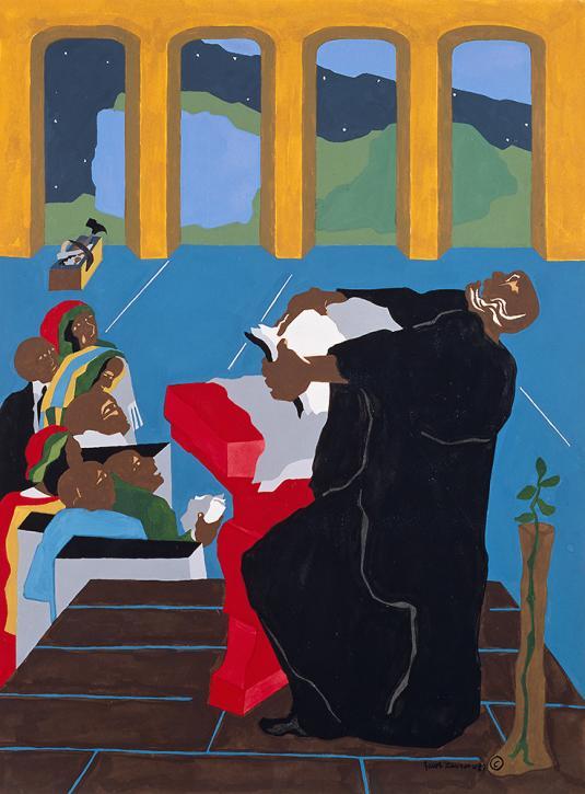 Genesis Sermon #4 1989