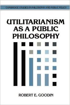 Utilitarianism as a Public Philosophy