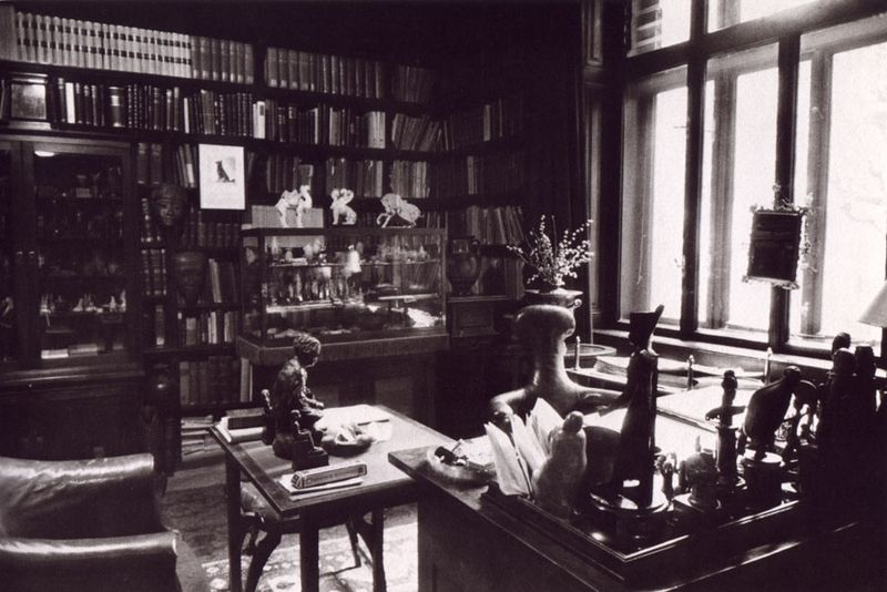 Freud's office 2