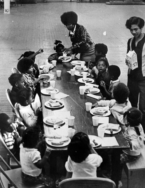 Black Panther Party breakfast program 2