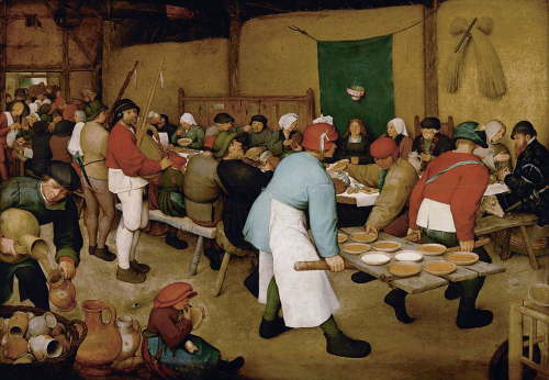 Bruegel_Peasant_Wedding