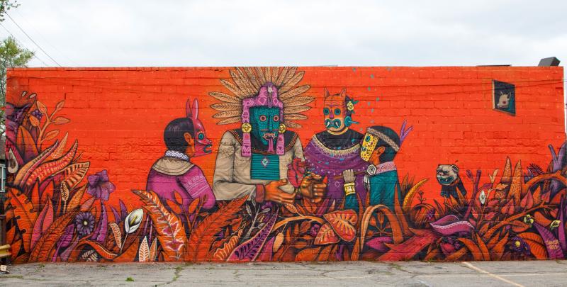 Detroit mural 1