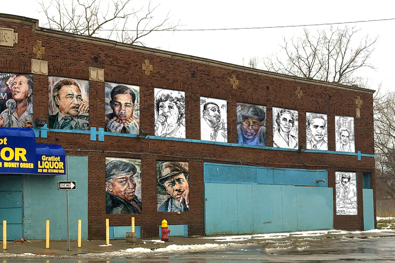 Detroit mural 5