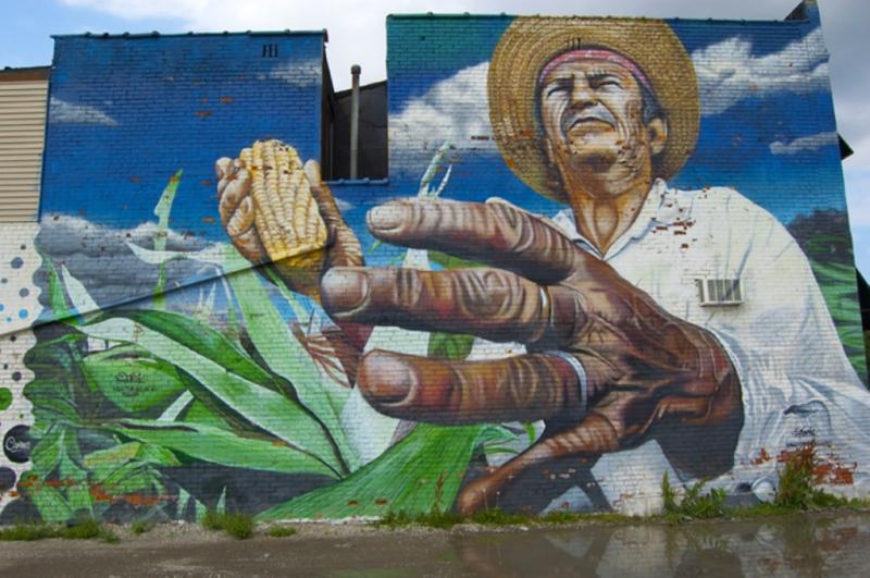 Detroit mural 9