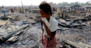 Rohingya act of genocide