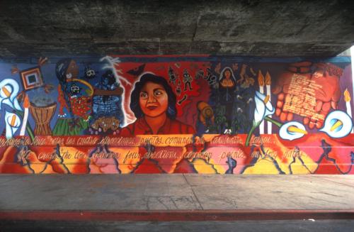 Huerta mural