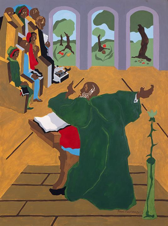 Genesis Sermon #3 1989