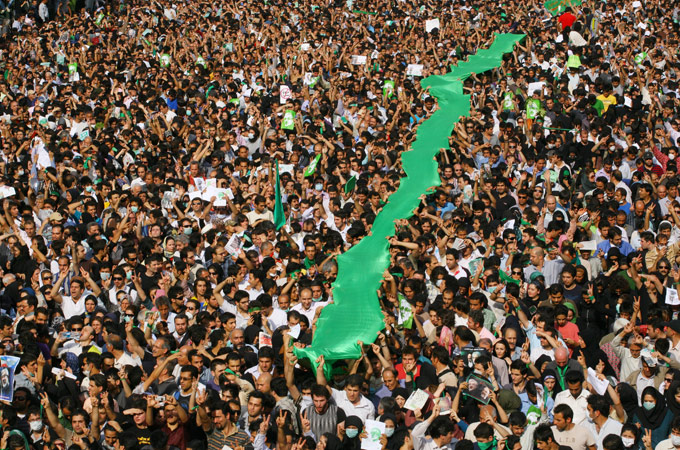 Iranian-green-movement