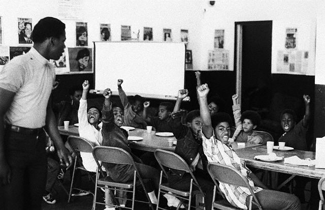 Black Panther Party Liberation School