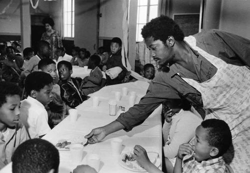 Black Panther Party project