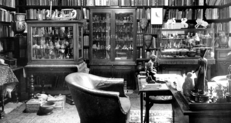 Freud's office 3