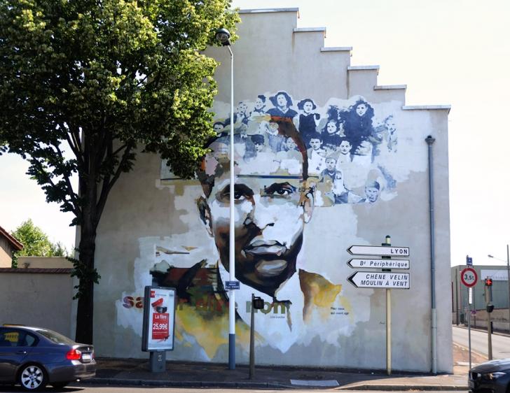 Fanon mural