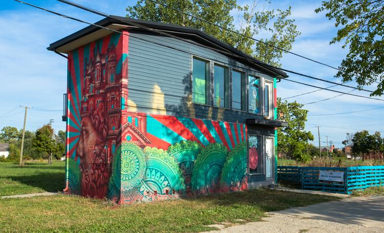 Detroit mural 6