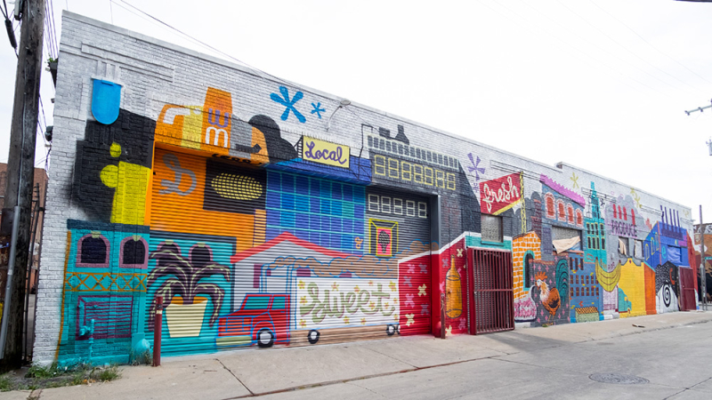 Detroit mural 7