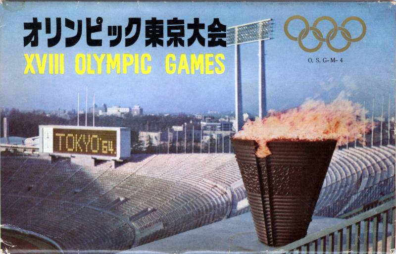 Olympics Tokyo 1964