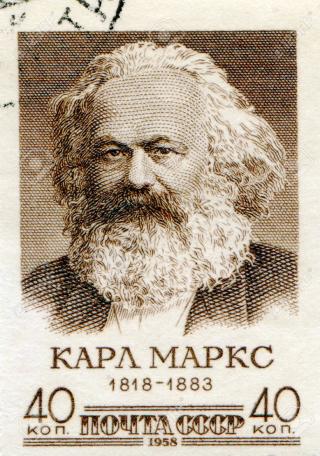 Marx stamp