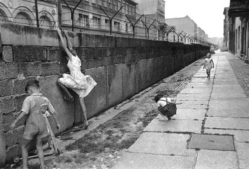 Berlin wall west Berlin