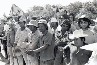 Delano Grape  Strike Filipino farmworkers