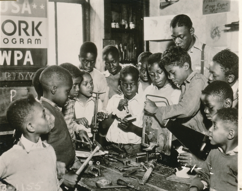 African Americans and New Deal 3