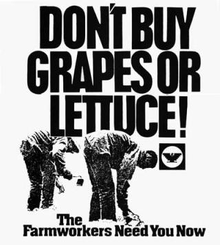 Delano Grape Strike poster 2