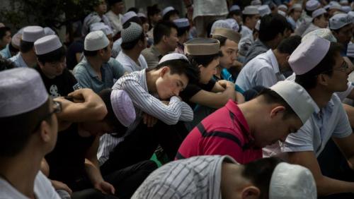 Xinjiang's Muslims