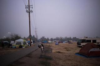 Camp fire 4
