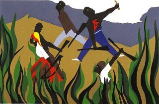 Lawrence Haitian revo 2