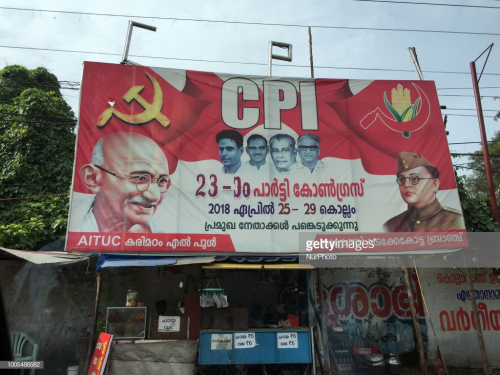 Communist party India gettyimages