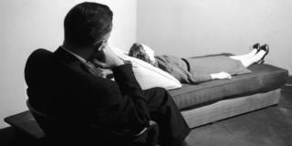 Psychanalyst's couch