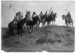Crow Indians 14
