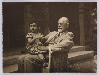 Freud and Eva
