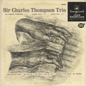 White vanuard Sir Charles Trio 2