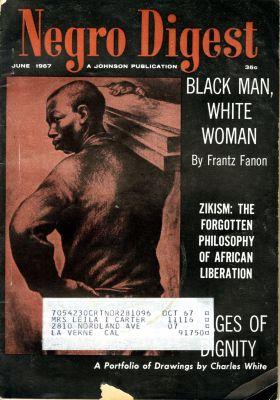 White Negro Digest