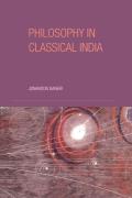 Ganeri philosophy in classical india